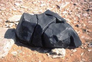 Метеоритното поле в Либийската пустиня. Image-6EB4_564ECCF9